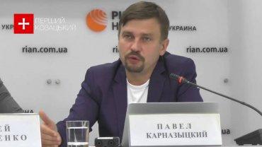 За заказной атакой на Медведчука стоит украинская «партия войны», – Карназыцкий