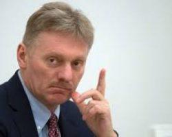 В Кремле считают, что Киев не желает прекращать войну на Донбассе