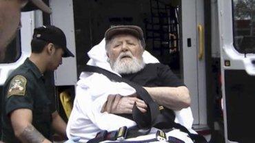 США выслали 95-летнего украинца, служившего в нацистском лагере смерти