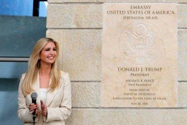 Израиль хочет, чтобы Украина по примеру США перенесла свое посольство в Иерусалим