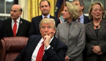 Трампа подвели к импичменту