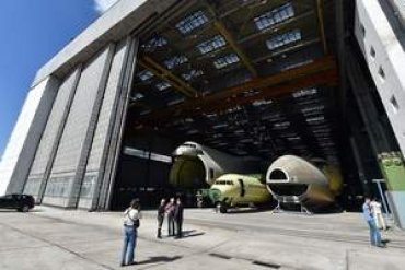 В Украине активно развивается авиастроение и космическая отрасль