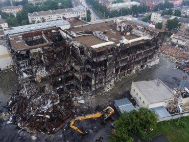 Стали известны причины пожара в ТРЦ «Зимняя вишня»