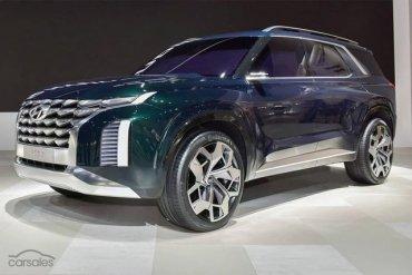 Hyundai создаст гигантский внедорожник – конкурента Land Cruiser
