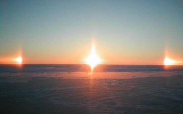 Землю освещали три Солнца. Куда делись еще два