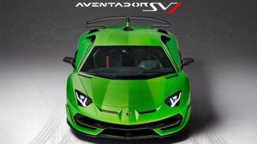 Lamborghini раскрыл внешность самого экстремального суперкара