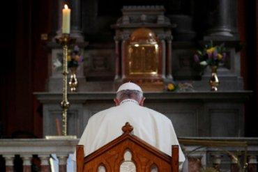 Папе римскому Франциску стыдно за католическую церковь