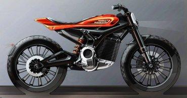 Первый в истории электробайк Harley-Davidson: как будет выглядеть и дата выхода