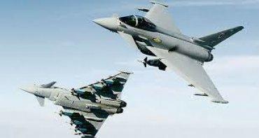 Британцы в третий раз за неделю подняли истребители из-за российских самолетов