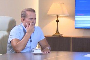 Какие вопросы остались «за кадром» интервью Медведчука, – Комарова