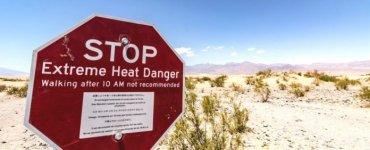 В Долине смерти зафиксирована самая высокая температура на Земле