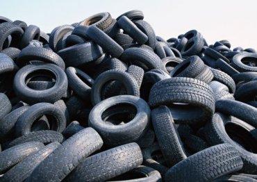 Старые шины смогут смягчить последствия землетрясений