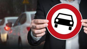 В Лондоне запретят машины с двигателями внутреннего сгорания