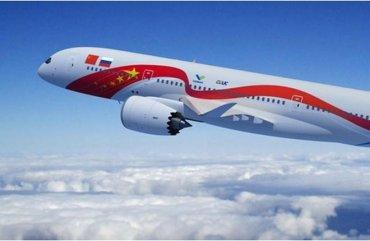 Два китайских авиалайнера чуть не столкнулись с НЛО