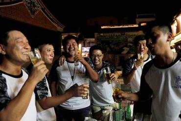 Россияне вошли в тройку самых вымирающих от алкоголизма наций