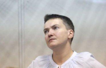 Суд отказался отпустить Савченко на свободу
