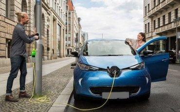 Количество электромобилей в Европе перевалило за 1 млн