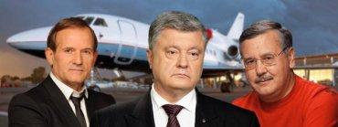 Медведчук – организатор доставки Гриценко на ночную встречу в АП Порошенко