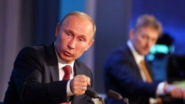 Кремль близок к истерике