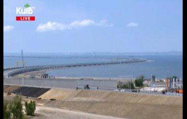 За Керченский мост: Украина готовит санкции против российских строительных компаний