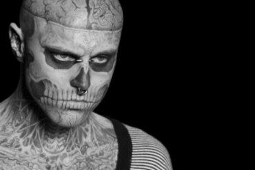 Zombie Boy оставил загадочное послание перед смертью