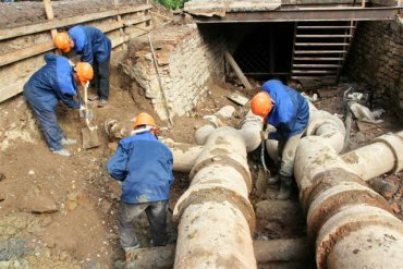 Коммунальная инфраструктура Украины изношена на 60-85%
