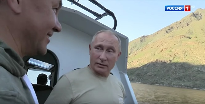 Россиянам показали проникновенный фильм о Путине