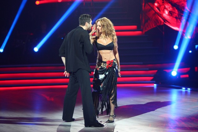 «Танцы со звездами»: зрители в восторге от танца Оксаны Марченко и Дмитрия Чаплина