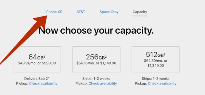iPhone Xs и Xs Max уже в дефиците