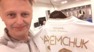 УЕФА одобрил лозунг «Слава Украине» на футболках украинской сборной