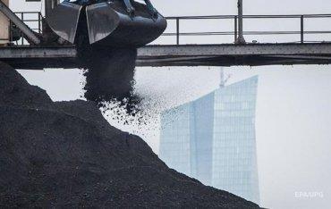 Украина сократила до минимума отставание от прошлогодних запасов угля