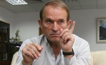 А.Погорелов: власть боится Медведчука, как чёрт ладана
