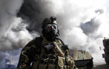 Украина закрыла границу с кислотным Крымом