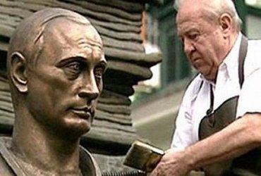 Зураб Церетели решил поставить памятник Путину
