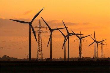 В Украине построят 67 ветровых электростанций
