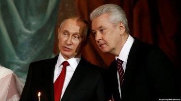 Собянин победил на выборах и сохранил за собой пост мэра Москвы