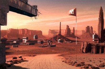 От человечества скрывают, что на Марсе давно живут люди
