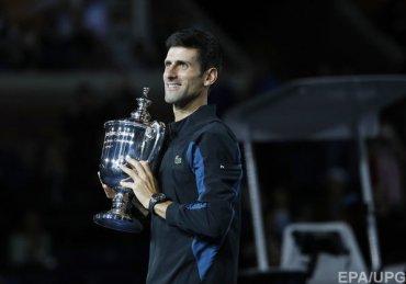 Джокович победил в финале US Open