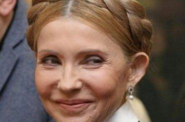 В Сеть просочились интересные сведения о спонсорах Тимошенко