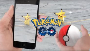 В России легализовали игру Pokemon Gо