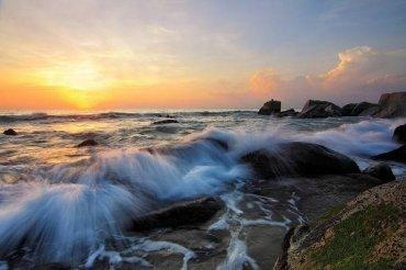 Уровень Мирового океана за 25 лет вырос на 7 см