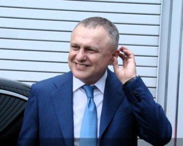 Суркис всплыл на «пленках Мельниченко»: на его руках кровь