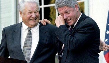 Ельцин пугал Клинтона, что Россия вернет Крым