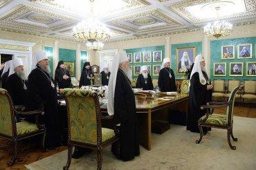 Кирилл срочно созывает заседание Синода по Украине