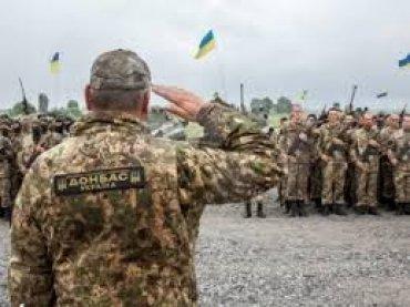 Больше половины украинцев поддерживают мирное урегулирование конфликта на Донбассе