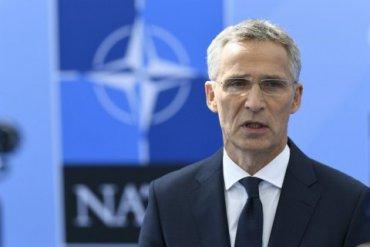 Столтенберг заверил, что Грузию примут в НАТО