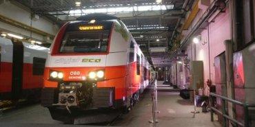В Австрии создали прототип эко-поезда