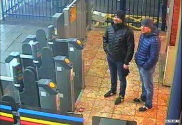 В Великобритании ищут еще двоих подозреваемых в отравлении Скрипалей