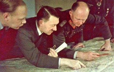 Почему Гитлер не тронул Швейцарию?