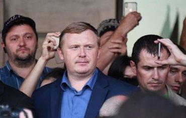 Во Владивостоке забастовка избирателей из-за результатов выборов губернатора